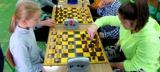 Na tych szachistów nie ma mocnych. Rejonowe igrzyska młodzieżowe w Brzozowie (ZDJĘCIA)