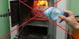 BRZOZÓW: Bezwzględny zakaz spalania odpadów w piecach i kotłach domowych