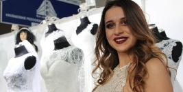 Ślub i wesele jak z bajki. Efektowny pokaz sukien i świetny występ tancerzy podczas targów (VIDEO, ZDJĘCIA)