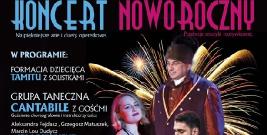 Koncert Noworoczny w Brzozowie. Najpiękniejsze arie, duety i muzyka rozrywkowa