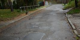 INTERWENCJA: Czy ulica Harcerska w Brzozowie doczeka się remontu? (ZDJĘCIA)
