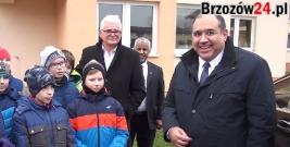 BRZOZÓW: 100 tys. dolarów dla dzieci od króla Arabii Saudyjskiej. Łzy i wielka radość podczas przekazania darowizny (RELACJA VIDEO)