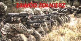 Zawodowe wojsko zaprasza do korpusu szeregowych. Służba przygotowawcza rusza już w styczniu!