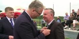 "Jubileusz LKS ,,Sokół"" Trześniów (VIDEO)"