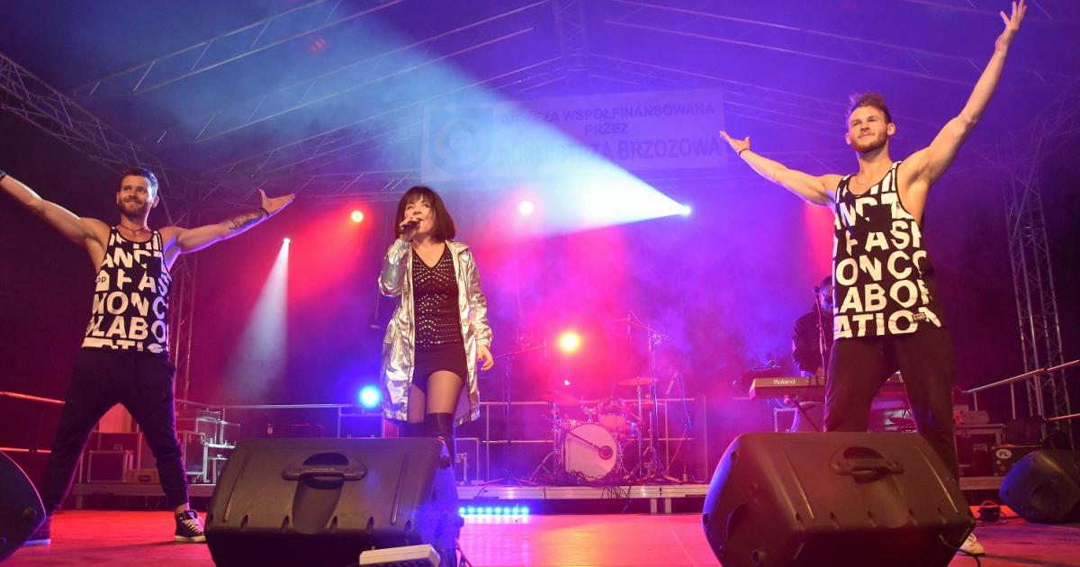 Szalona zabawa podczas koncertów na Dni Brzozowa. Zobacz video! (FILM, ZDJĘCIA)