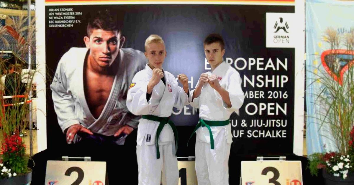 Sukcesy zawodników UKS Kigai Wara w Niemczech (ZDJĘCIA)