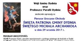 Pierwsze Uroczyste Obchody święta patrona gminy Dydnia
