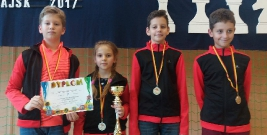 STARA WIEŚ: Srebrny medal podczas Finału Wojewódzkich Igrzysk Dzieci w szachach (ZDJĘCIA)
