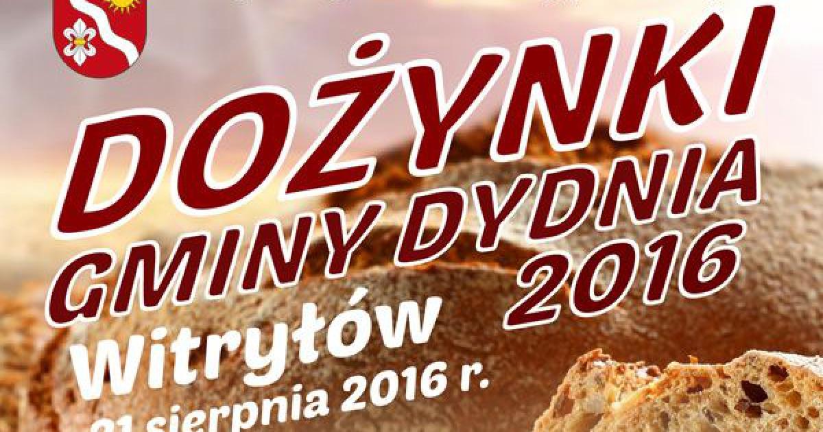Dożynkowy Festiwal Tradycji i Kultury Gminy Dydnia
