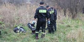 Dzisiaj sekcja zwłok 44-latka znalezionego w Potoku Płowieckim w Sanoku. Bliscy poszukiwali go od tygodnia (ZDJĘCIA, FILM 2)