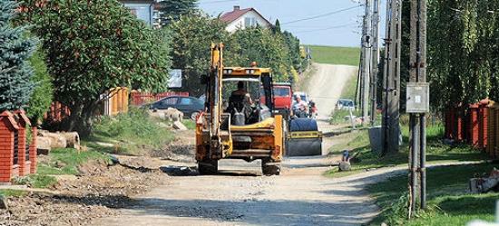 UWAGA: Przebudowa drogi w Starej Wsi