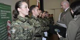 Nowi funkcjonariusze wśród bieszczadzkich pograniczników (ZDJĘCIA)