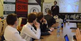 """Konferencja ,,Brzozowskie Dni Przedsiębiorczości"""" (ZDJĘCIA)"""