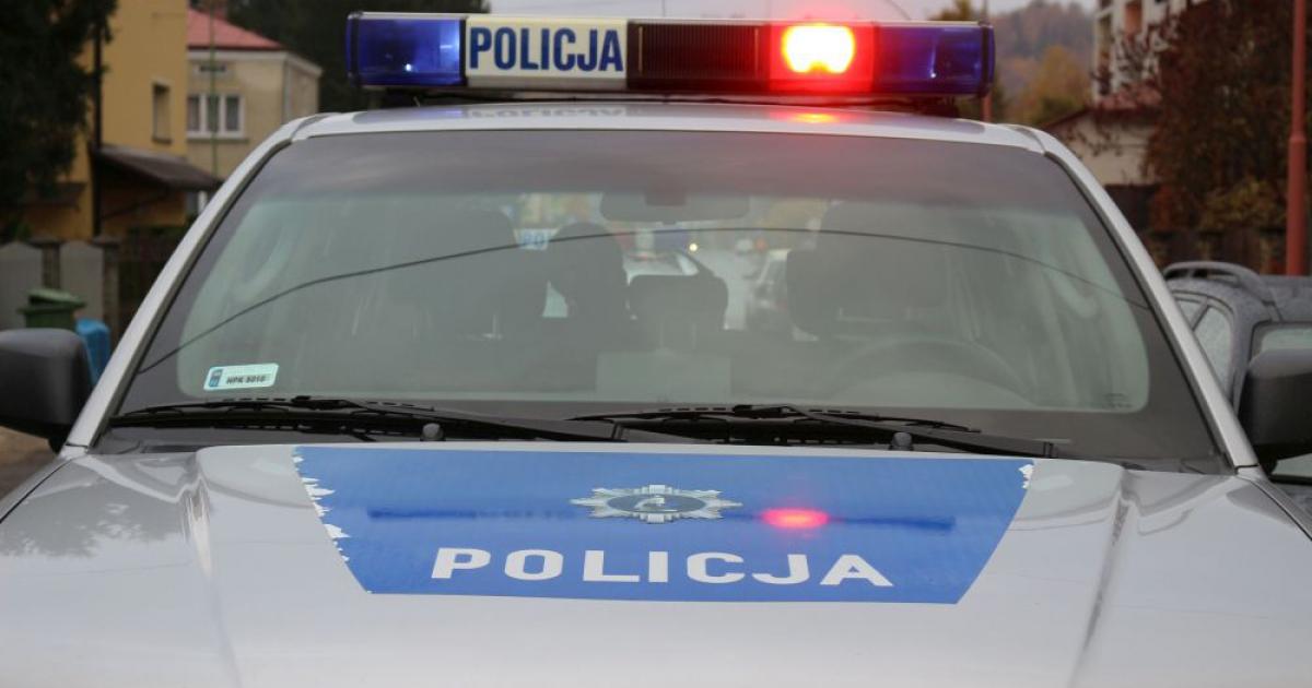 KRONIKA POLICYJNA: Na podwójnym gazie w drzewo, podpalacz w Domaradzu i kradzież na 2 tysiące złotych
