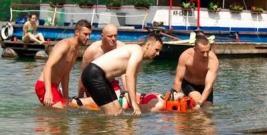 Bieszczadzkie Centrum Ratownictwa Wodnego LESTUR zaprasza na kursy!