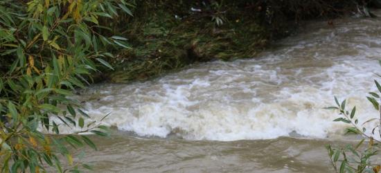 Sytuacja na rzekach w regionie stabilizuje się