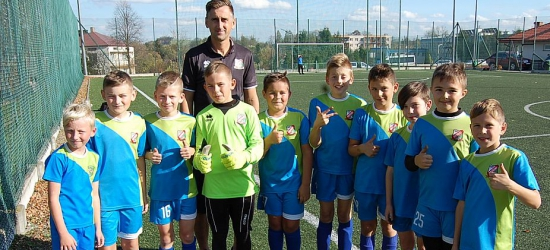 BRZOZÓW: Sprawdźcie jak radzili sobie nasi młodzi piłkarze
