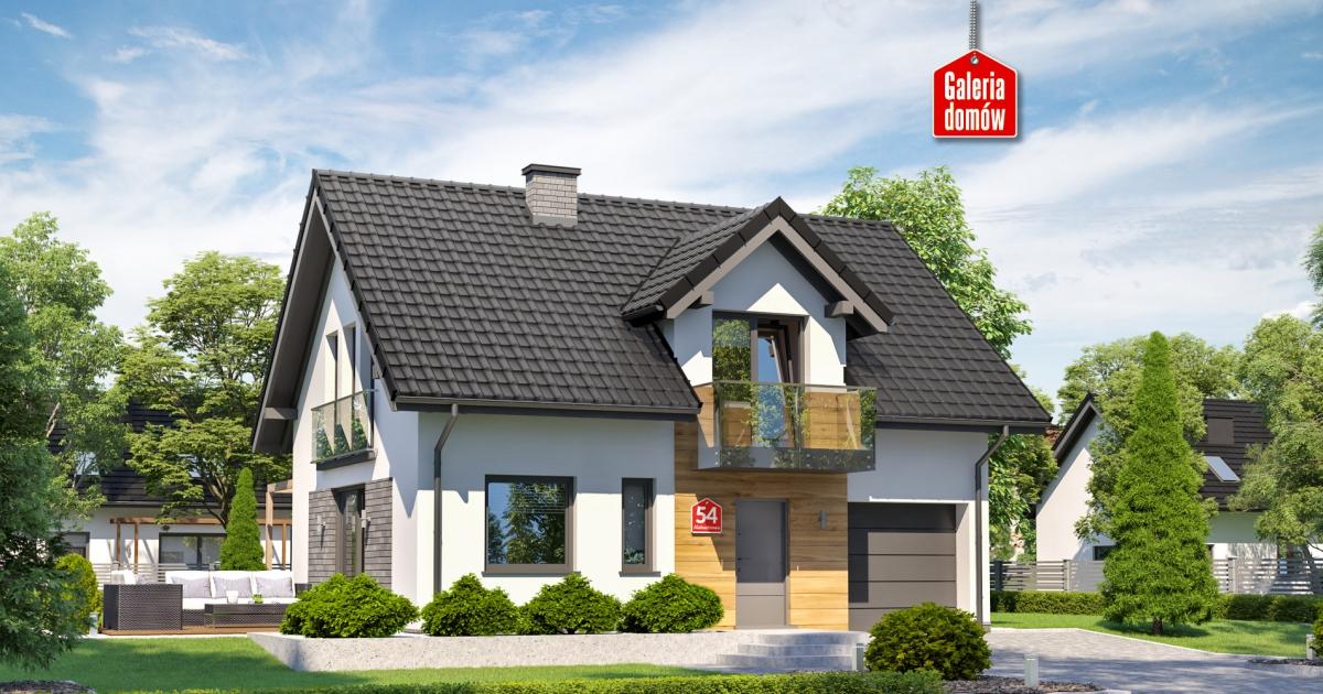 Projekty domów z katalogu – pierwszy krok na drodze do własnego domu