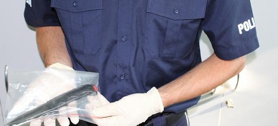 BRZOZOW24.PL: Pijany wszczął awanturę, następnie zaatakował policjantów nożem