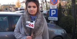 """SONDA: ,,Idę do ratusza, a musiałem stanąć koło szpitala"""". Czy w Brzozowie trudno znaleźć miejsce do zaparkowania? (FILM)"""