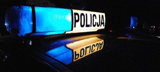 Tragiczny wypadek w Haczowie. Pieszy zginął na miejscu