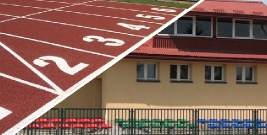 BRZOZÓW: Wielkie otwarcie stadionu lekkoatletycznego w Brzozowie, już 2. września (FILM, ZDJĘCIA)