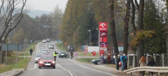 """Policyjna akcja ,,Znicz"""" w powiecie brzozowskim"""