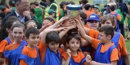 JUTRO: XVIII Miniolimpiada Przedszkolaków