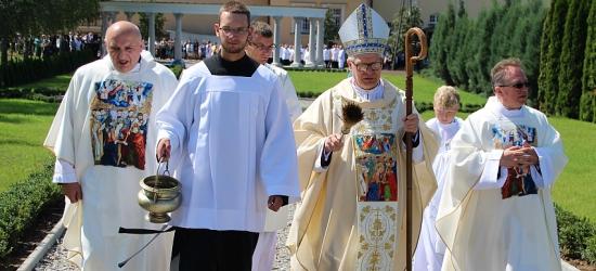 BRZOZÓW24.PL: Ogród biblijny poświęcony i oficjalnie otwarty. Ponad 5 tys. pielgrzymów (FILM, ZDJĘCIA)
