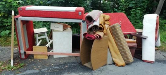 Ogłoszenie o zbiórce odpadów wielkogabarytowych w Starej Wsi