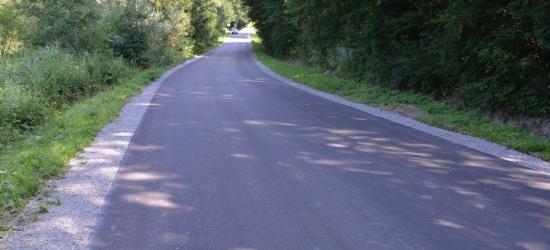 Kilometry nowych dróg w gminie Dydnia (ZDJĘCIA)