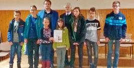 LKS PARNAS Stara Wieś na mistrzostwach w Wiśniowej (ZDJĘCIA)