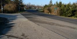 Nowy odcinek drogi wojewódzkiej w Dydni (ZDJĘCIA)