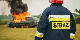 POWIAT BRZOZOWSKI W 2017: 770 zdarzeń, 133 pożary i 21 fałszywych alarmów (STATYSTYKA)