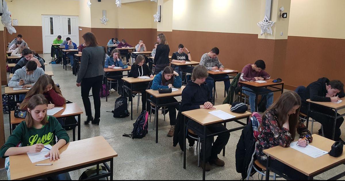 Angielskie, specjalistyczne słówka to pestka. W czołówce uczniowie z powiatu brzozowskiego (ZDJĘCIA)