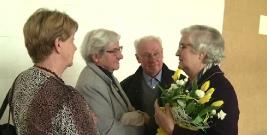 Spotkanie z byłą więźniarką obozu Auschwitz – Lidią Maksymowicz (FILM)