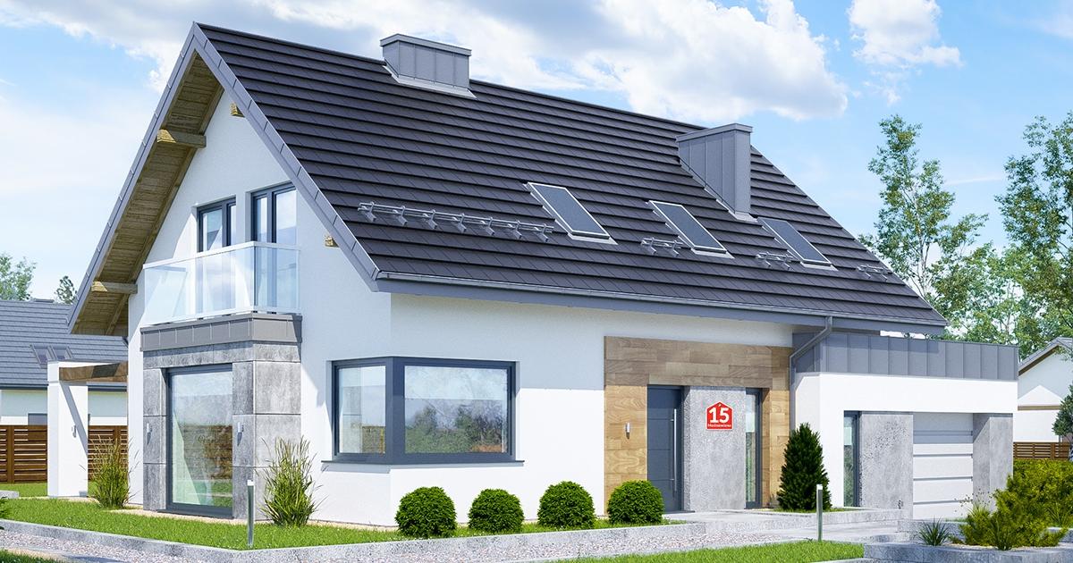 Budujemy dwuetapowo, czyli szybciej we własnym domu!
