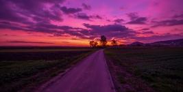 POWIAT BRZOZOWSKI: Jesienne zachody słońca, niezwykłe krajobrazy w obiektywie naszego Czytelnika (ZDJĘCIA)