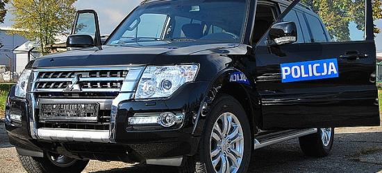 Podkarpacka policja bogatsza o nowe pojazdy. Są też w Sanoku, Lesku i Brzozowie (ZDJĘCIA)