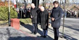 BRZOZÓW: Miejsko-gminne obchody 99. rocznicy odzyskania przez Polskę niepodległości (ZDJĘCIA)