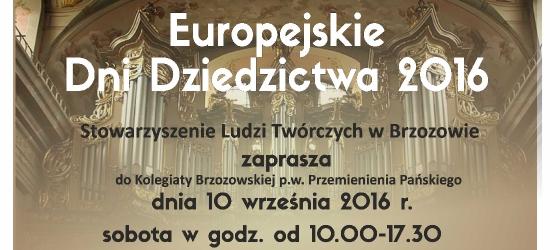 """""""Gdzie duch spotyka się z przestrzenią"""" – europejskie dni dziedzictwa w Brzozowie"""