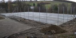 NIEBOCKO: Zakończono pierwszy etap budowy boisk wielofunkcyjnych (ZDJĘCIA)