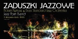Adam Rymarz i Brass Standard Jazz Orchestra w Brzozowie