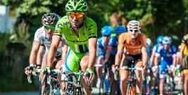 """Przejadą na rowerach przez Polskę, by pomóc w zbiórce pieniędzy na leczenie policjanta z Rzeszowa. Akcja ,,Kręcimy dla Marcina"""""""