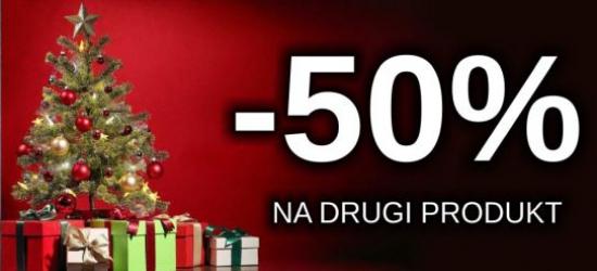 -50% na drugi produkt w Sklepie Obuwniczym ASPENA!