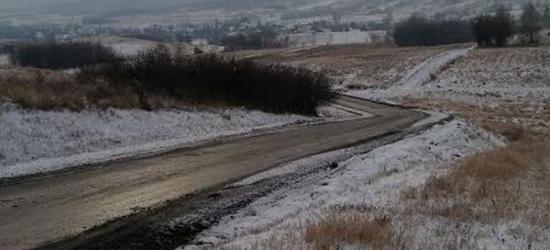 Droga jeszcze nie oddana, ale ludzie już jeżdżą (ZDJĘCIA)