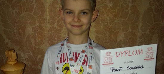 HUMNISKA: Szachowy mistrz przedszkolaków pokonał 1,5 tysiąca równieśników (ZDJĘCIA)